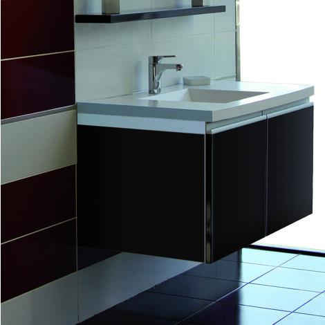 Film adhésif décoratif pour meuble Uni 200 x 67,5cm Noir
