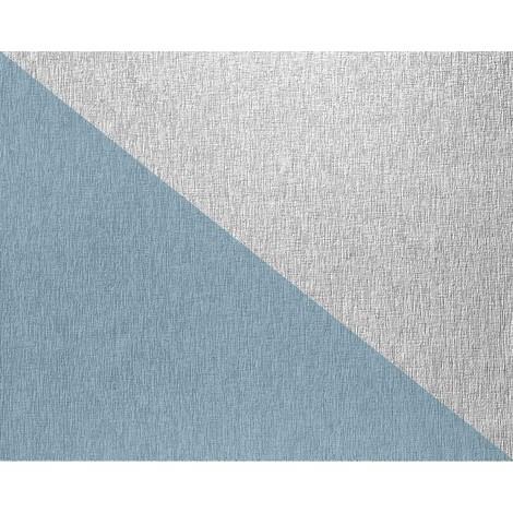 Papier peint blanc non-tissé à peindre texturé fine rayure EDEM 80374BR60 26,50 m2