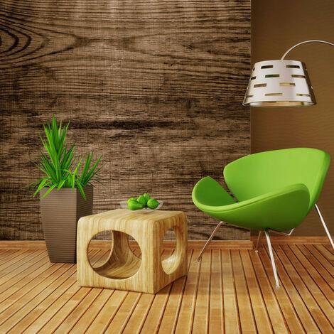 Papier peint - Bois solide 200x154