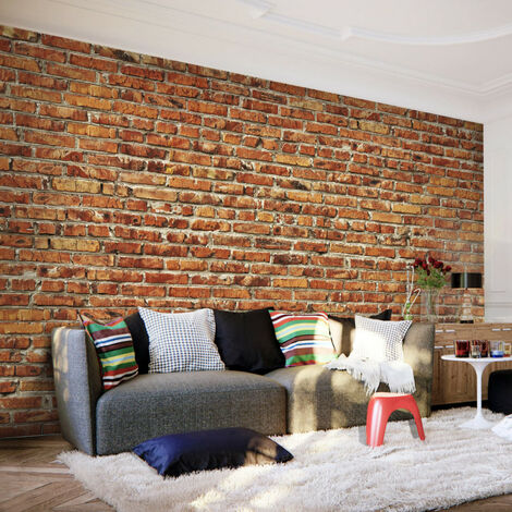 Papier peint - Brick Wall 100x70