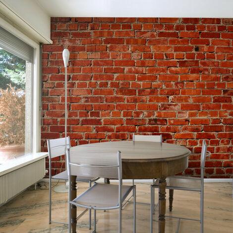 Papier peint - Brique 200x154