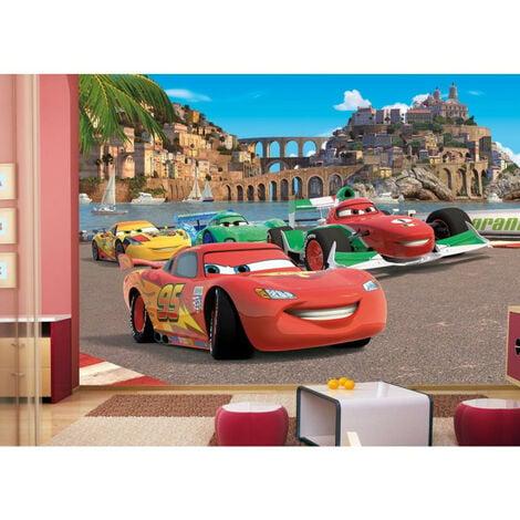 Papier peint Cars Panorama Disney 360X255 CM