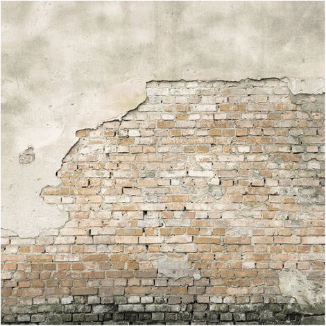 Papier Peint Déco Intissé Dublin Pierres 300 X 300 Cm