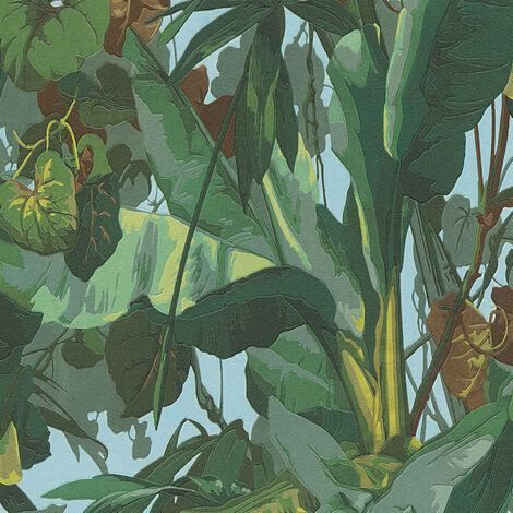 Papier peint Feuille AS Création Dekora Natur 6 95898-1 BRICOFLOR