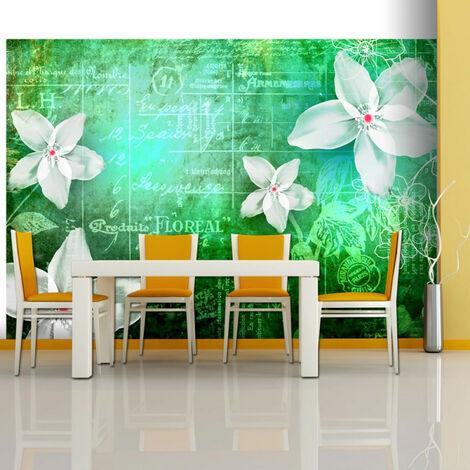 Papier peint - Floral notes III 150x105