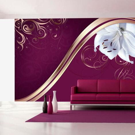 Papier peint - Floral umbrella 350x245