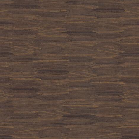 Papier peint imitation bois Papier peint effet bois Tapisserie imitation bois Papier peint intissé Marron 366211 - 10,05 x 0,53 m