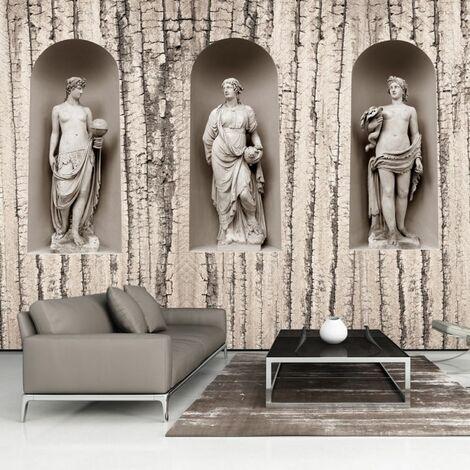 Papier peint - In Ancient World .Taille : 100x70