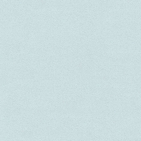 "main image of ""Papier peint intissé 361881 Neue Bude 2.0 - Papier peint uni Bleu Vert - 10,05 x 0,53 m"""