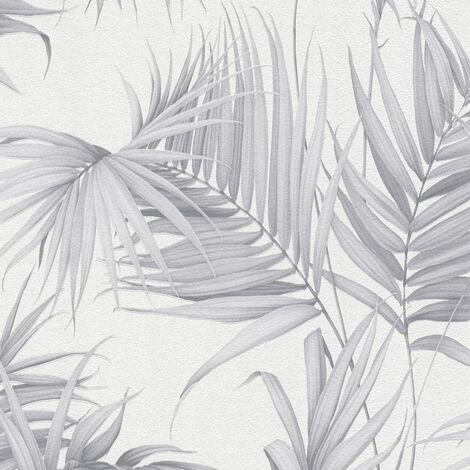 Papier peint intissé 365054 Dream Again - Papier peint motif Gris Blanc - 10,05 x 0,53 m