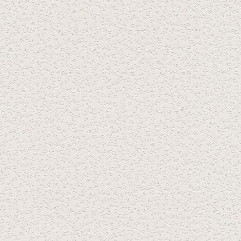 Papier peint intissé 372652 Blooming - Papier peint palmier Beige/Crème Gris Argent - 10,05 x 0,53 m