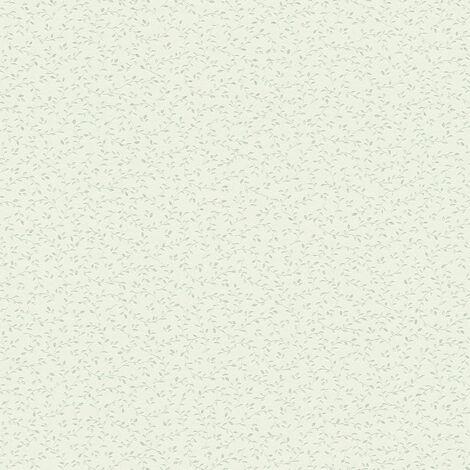 Papier peint intissé 372653 Blooming - Papier peint palmier Vert Argent - 10,05 x 0,53 m