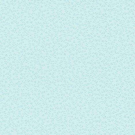 Papier peint intissé 372654 Blooming - Papier peint palmier Bleu Vert Argent - 10,05 x 0,53 m