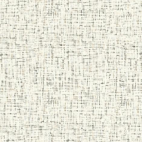Papier peint intissé 375243 Daniel Hechter 6 - Papier peint design Blanc Noir/Anthracite - 10,05 x 0,53 m