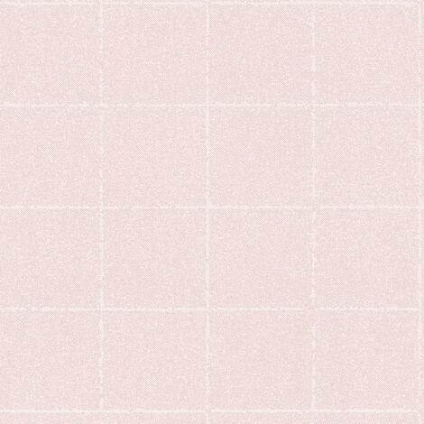 Papier peint intissé 375513 New Elegance - Papier peint carreaux de ciment & carrelage Beige/Crème Rose - 10,05 x 0,53 m