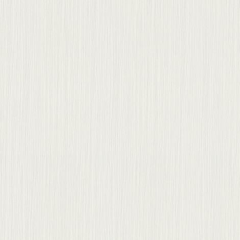 Papier peint intissé 913050 Authentic Walls 2 - Papier peint uni Blanc - 10,05 x 0,53 m
