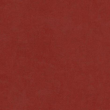 Papier peint intissé 952624 Daniel Hechter 4 - Papier peint uni Rouge - 10,05 x 0,53 m