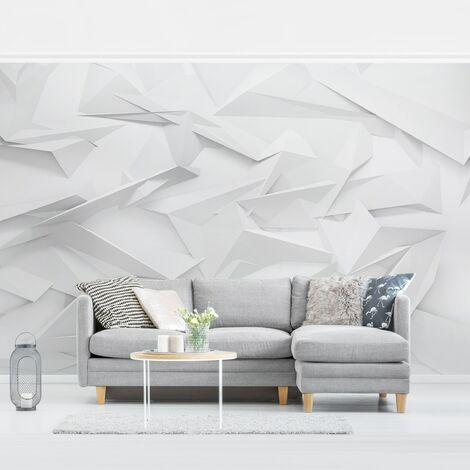 Papier peint intissé - Abstract 3D Optics - Mural Format Paysage