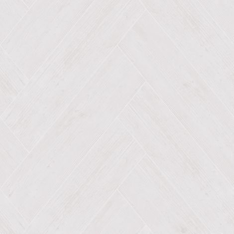 Papier Peint Intissé Chevron Bois Gris 10 M X 52 Cm
