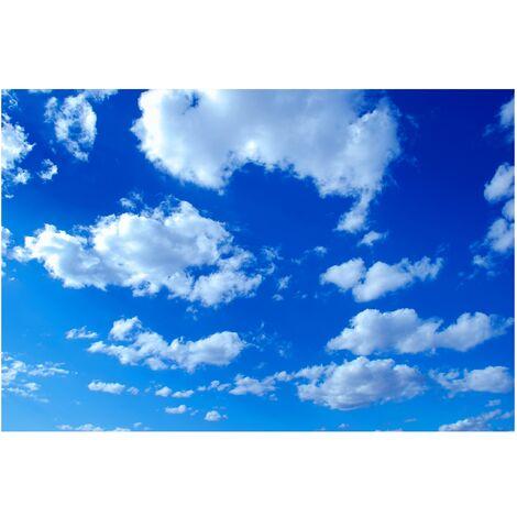 Papier Peint Intissé Clouds Sky Mural Large