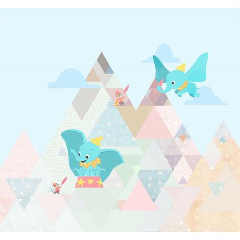 Papier Peint intissé Disney Dumbo 300 cm x 280 cm