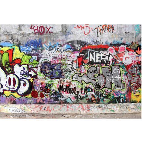 Papier peint intissé - Graffiti - Mural Large