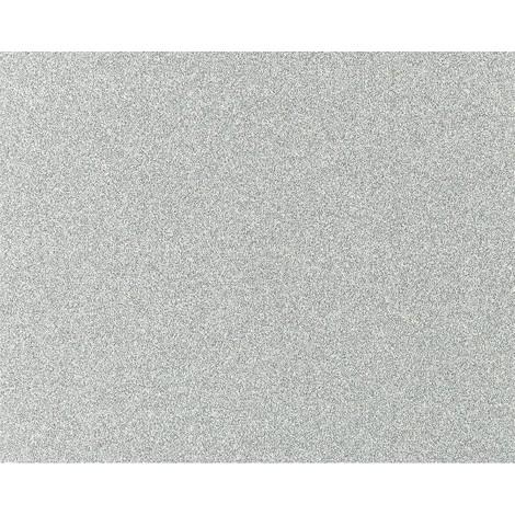 Papier peint intissé plâtre EDEM 998-37 XXL aspect crépi granit moucheté gris pierre blanc 10,6 m2