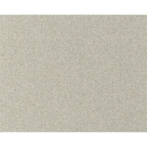 Papier peint intissé plâtre EDEM 998-38 XXL aspect crépi granit moucheté beige sable blanc 10,65 m2