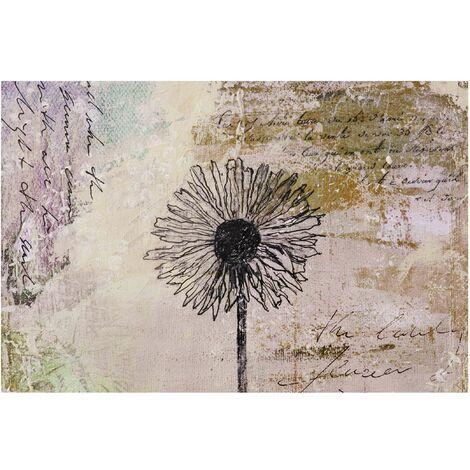 Papier peint intissé Premium - Shabby dandelion - Mural Large