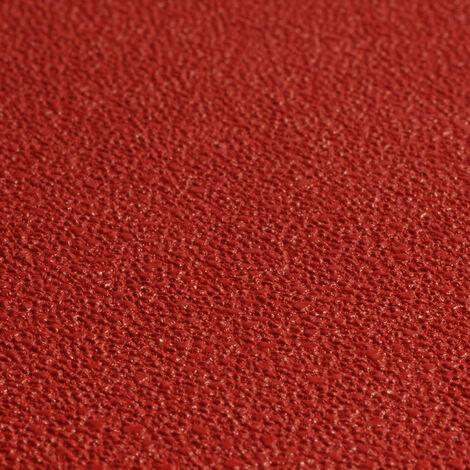 Papier Peint Intissé Rouge Coleur Unie - Glööckler Imperial de Marburg - Pour Chambre à Coucher, Salon ou Cuisine - Fabriqué en Allemagne - 10,05 x 0,70m - 52575