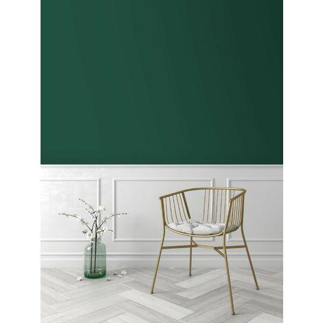 """main image of """"Papier peint intissé Uni Elégance Feuillage 1005 x 52cm Vert"""""""