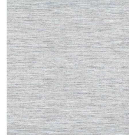 Papier peint intissé Uni Gris Horizontal 10 m x 52 cm