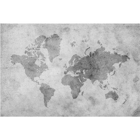 Papier peint intissé   Vintage World Map II   Mural Large