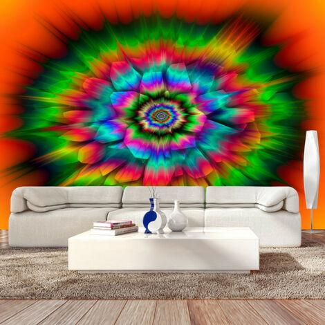 Papier peint - Kaleidoscope Of Colours 400x280