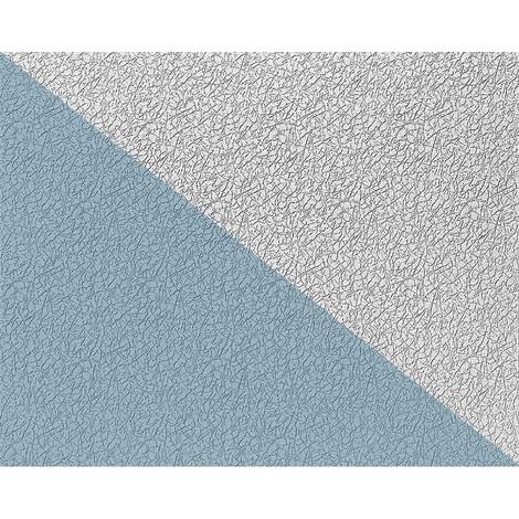 Papier Peint Non Tissé Blanc à Peindre EDEM 306 70 à Relief Aspect De  Tissu ...