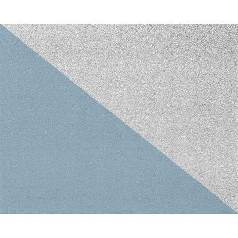 Papier peint non-tissé blanc à relief à peindre 1 rouleau à 26,50 m2 EDEM 80300BR60