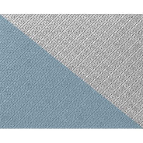 Papier peint non-tissé EDEM 80330BR60 blanc à peindre texturé décorative réticulée 1 roul. 26,50 m2