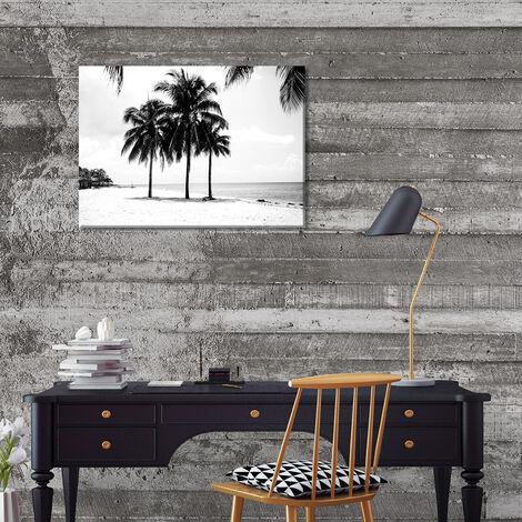 Papier peint panoramique intissé Atelier urbain 200 x 280cm Gris