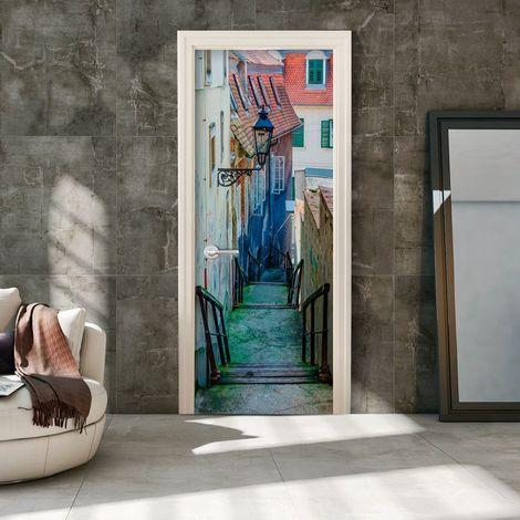 Papier-peint pour porte - Croatian Alley