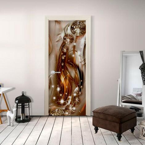 Papier-peint pour porte - Photo wallpaper - Abstraction I