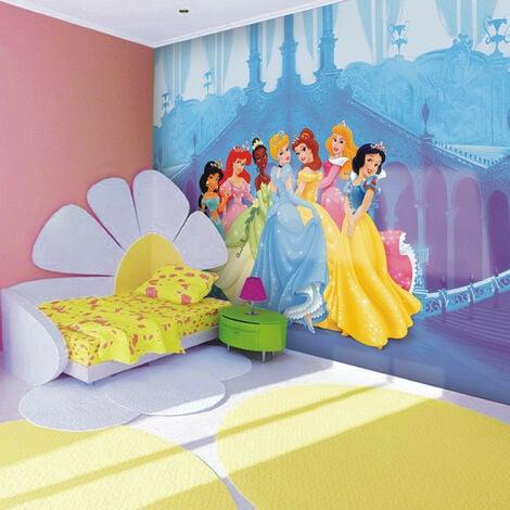Papier peint Princesses Disney 360X255 CM
