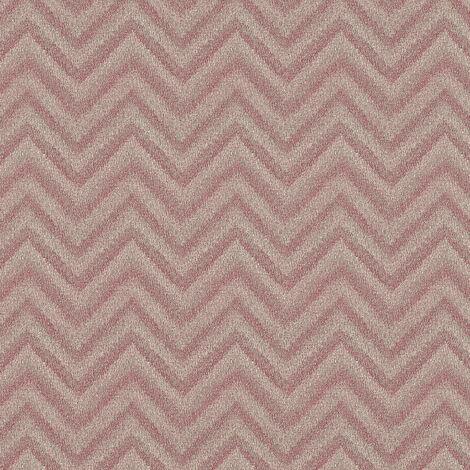 Papier peint scandinave Tapisserie scandinave Papier peint style scandinave Papier peint Gris Rouge LTC-51158110 306551 - 10,05 x 0,53 m