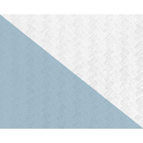 Papier peint texturé EDEM 83103BR70 papier peint intissé texturé à l'aspect de pierre mat blanc 26,50 m