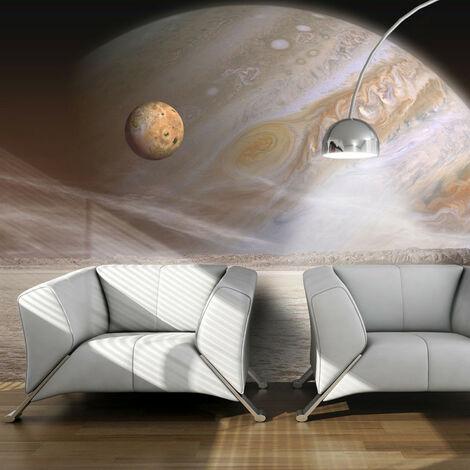 Papier peint - Une petite planète et une grande 200x154