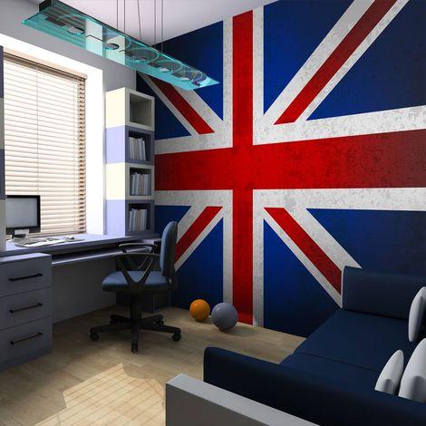 Papier peint - Union Jack 350x270