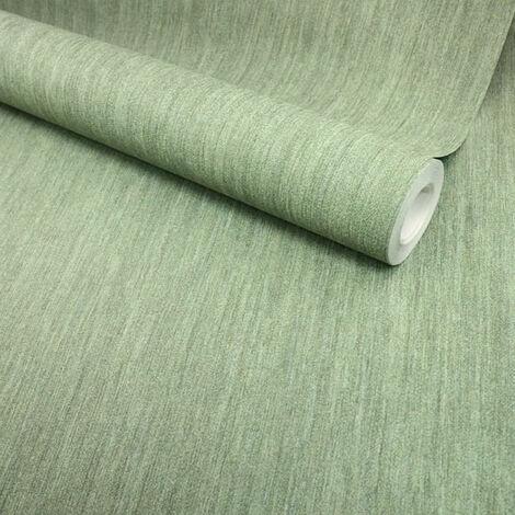 Papier peint vinyle sur intissé - Nature colors - Vert foret - Rouleau(x)