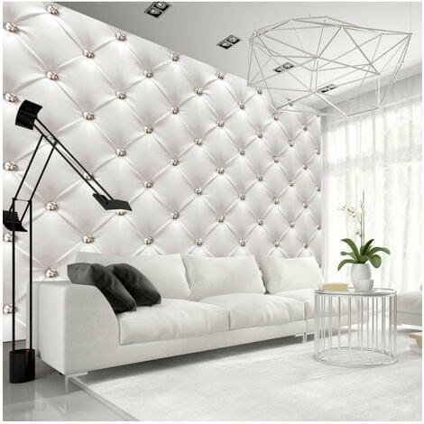 Papier peint - White Elegance 100x70