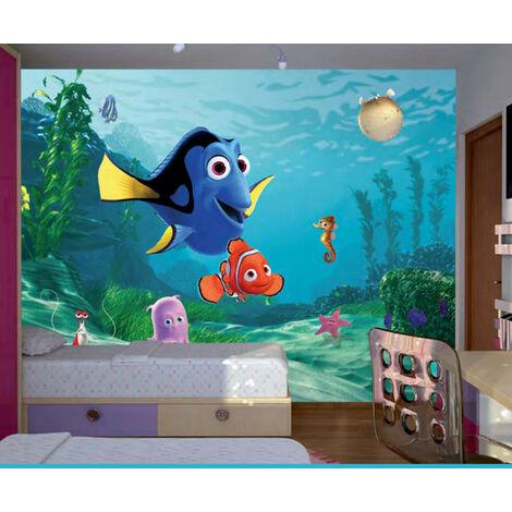 Papier peint XXL intisse Nemo Disney 360X255 CM