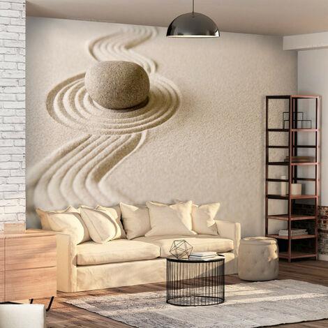 Papier peint - Zen: Balance 100x70