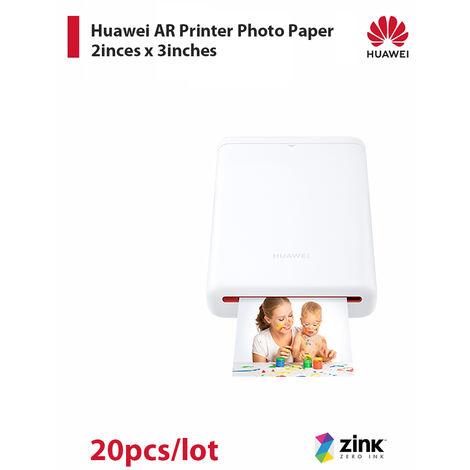 Papier Photo Pour Huawei Ar Imprimante 20Pcs / Lot